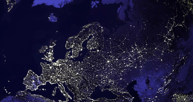 Europe-by-night