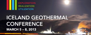 Icelandic-Geothermal-Conference-2013