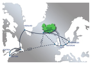 Iceland-Telecom-Cable-Map