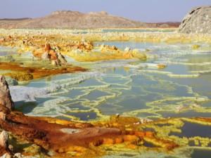 Ethiopea-Dallol-Geothermal
