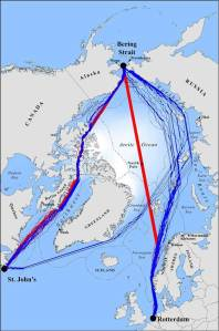 Arctic-Sea-Route-Map