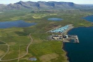 Silicor-Materials-site-at-grundartangi-iceland
