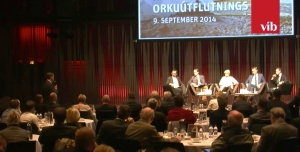 Iceland-Energy-Harpa-September-2014_Borten-Moe_Ragnheidur-Elin-Arnadottir_Hordur-Arnarson_Ketill-Sigurjonsson-panel-questions