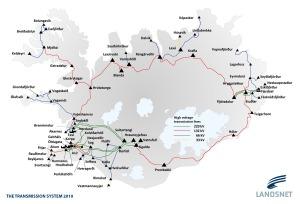 Landsnet-TSO-Transmission-System-Iceland-2010