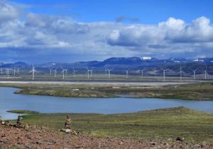 Iceland-Wind-Power-Landsvirkjun-Burfellslundur-Wind-Park