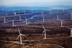 Onshore Wind Farm Farr, Scotland / Onshore-Windpark Farr, Schott